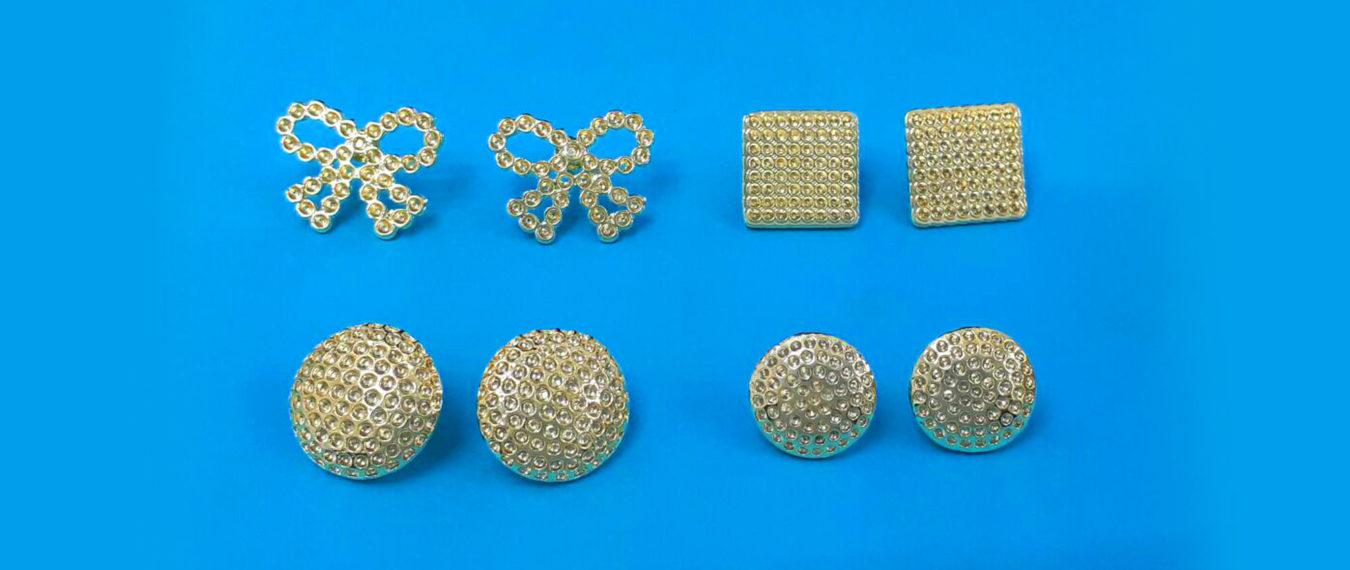 Componentes para colagem de pedras